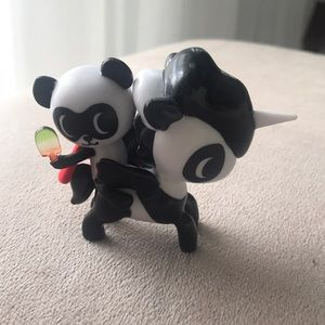 "New Open Box Tokidoki Unicorno Series 7 Super Panda /& Bambu 3/"" Vinyl Figure"
